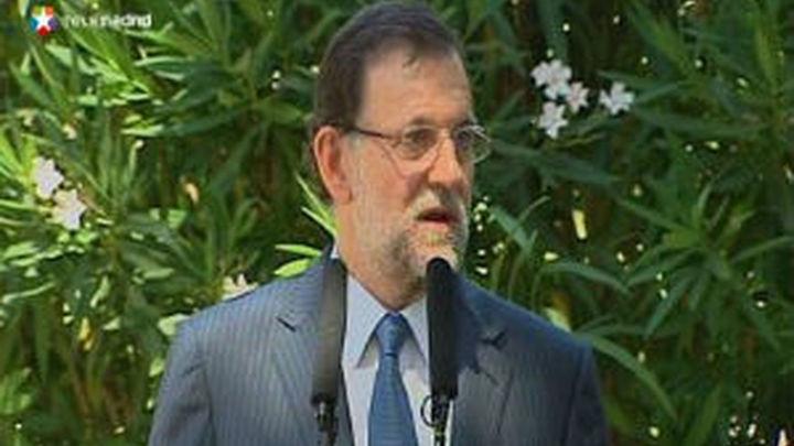 """Rajoy insiste en que adoptará medidas """"legales y proporcionales"""" en Gibraltar"""