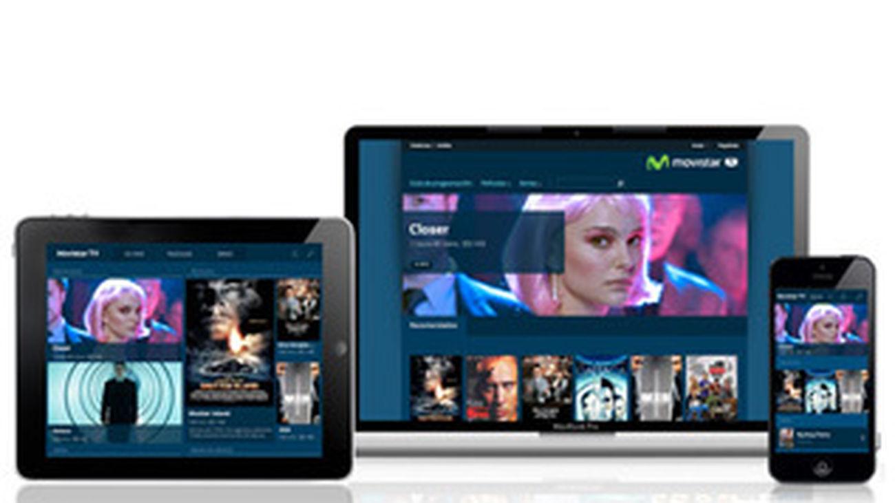 Movistar lanza 'Go' para ver su oferta de televisión premium desde cualquier dispositivo