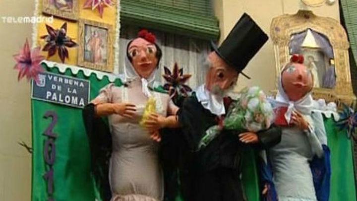 La Parroquia de San Pedro el Real prepara  los actos en honor a la Virgen de la Paloma
