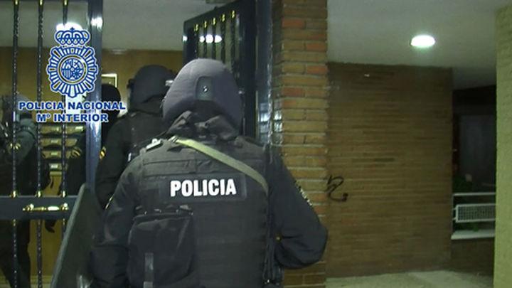 Detenidos 16 miembros de un grupo de sicarios que cobraban deudas por drogas