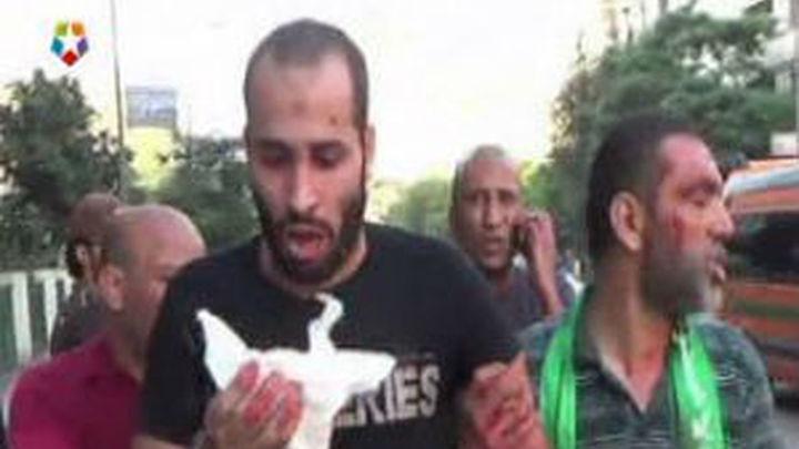 Decenas de muertos en el centro de El Cairo en el Viernes de la ira