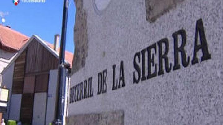 Becerril de la Sierra triplica su población en verano