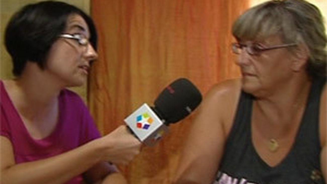 """La madre de Sandra Palo: """"Rezo para que a Rafita le hagan la vida imposible"""""""