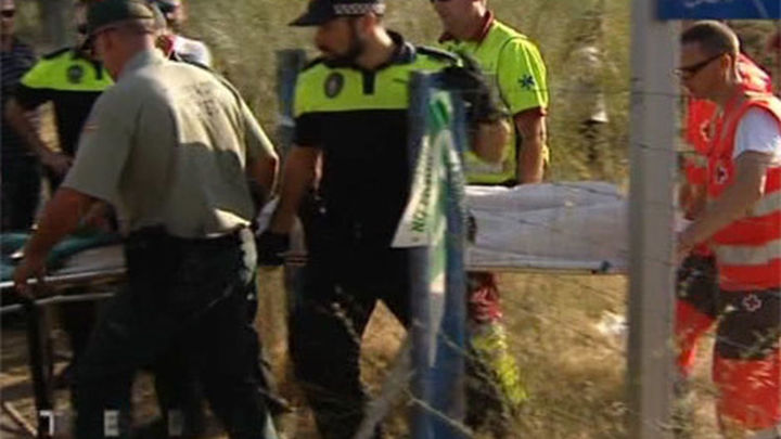 Las familias de las niñas ahogadas en Valmayor piden ayuda para repatriar los cuerpos