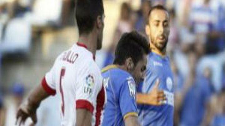 2-2, El Getafe no pasa del empate ante el Almería