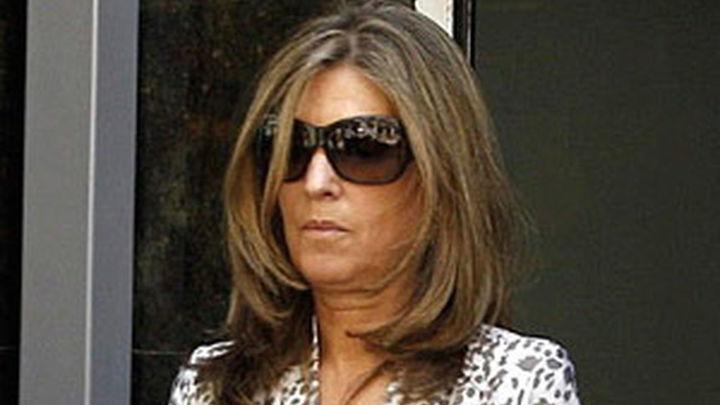 El juez inicia el trámite de embargo  contra la mujer de Bárcenas pese a no presentarse