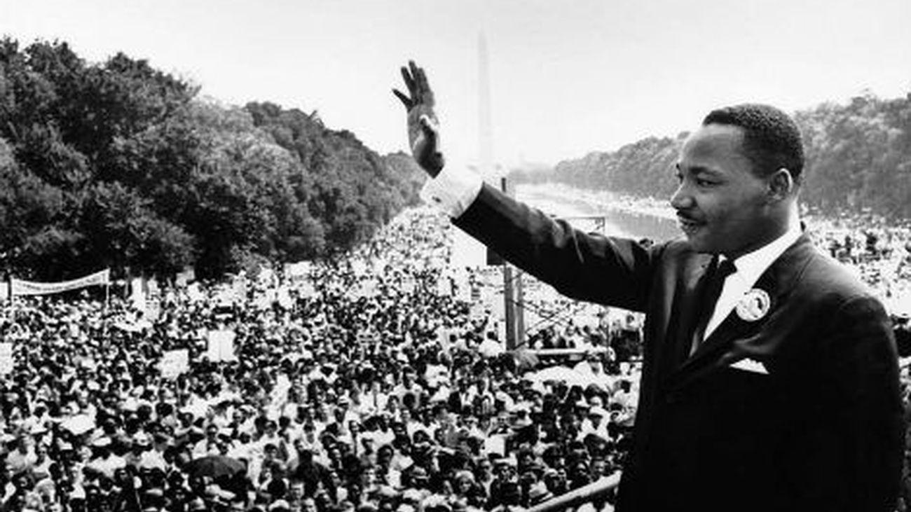 """Estados Unidos conmemora hoy el 50 aniversario del discurso """"I have a dream"""""""