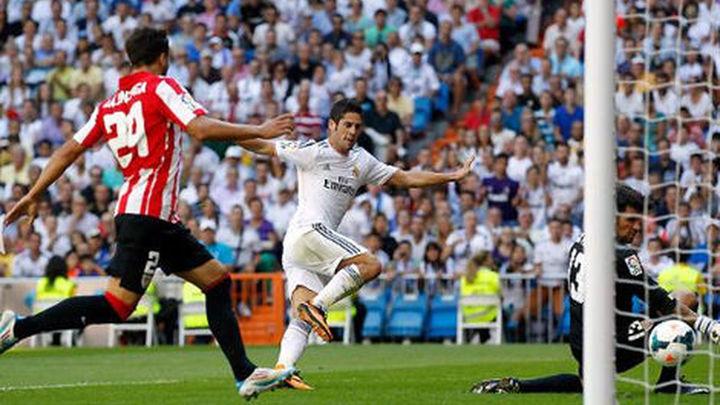 3-1. La magia de Isco y la entrega de Modric tumban al Athletic