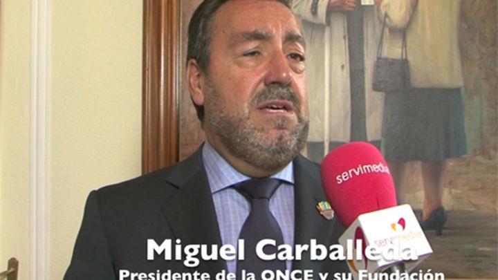 """Presidente de la ONCE: """"Es un triunfo claro de la sociedad civil organizada"""""""