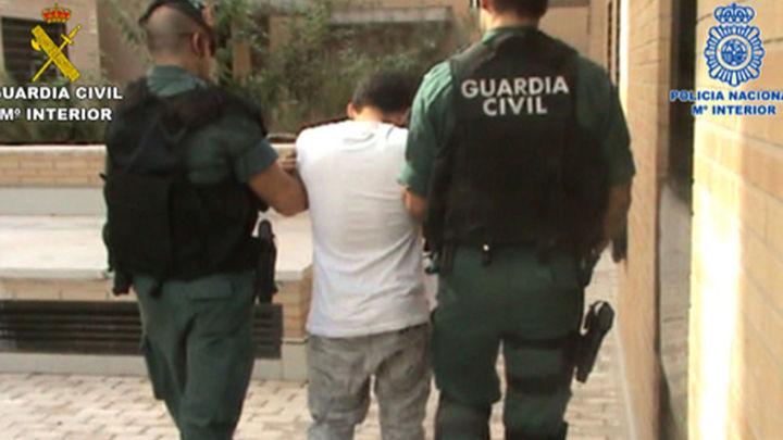 """Detenido en Madrid los peligrosos """"Niño Juan"""" y su compinche"""