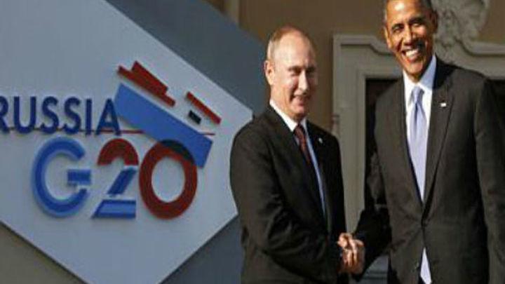 La mayoría del G20 opuesta al ataque contra Siria pese a las presiones de Obama