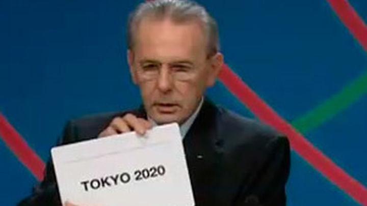 Tokio organizará los Juegos Olímpicos de 2020