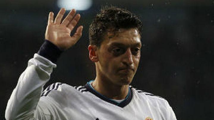 """Ozil: """"En el Real Madrid me perdieron el respeto"""""""