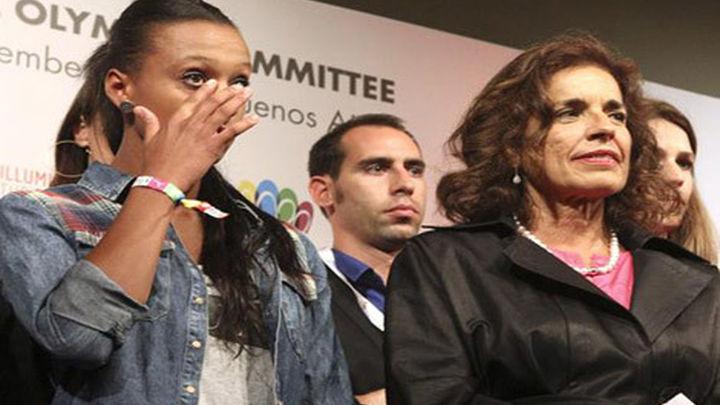 Botella defiende que el legado olímpico sigue  ahí
