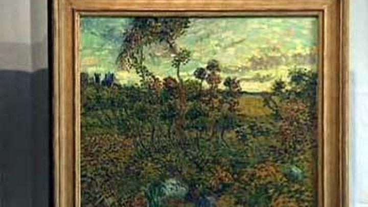 Descubierta una nueva obra de Van Gogh