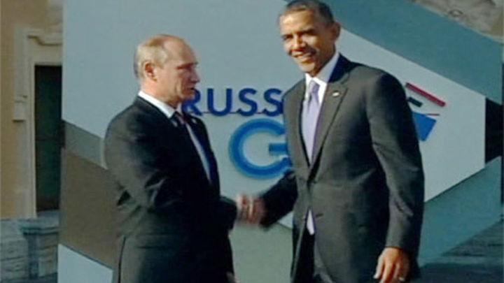 Putin desbanca a Obama como la persona más poderosa del mundo, según 'Forbes'