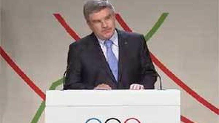 El alemán Thomas Bach nuevo presidente del COI