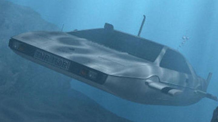 Un coche submarino del agente 007 supera los 640.000 euros en una subasta