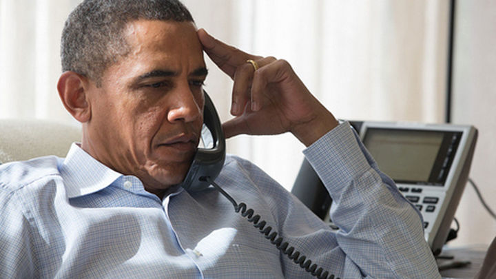 Obama y Rohaní mantienen conversación histórica para acuerdo nuclear con Irán