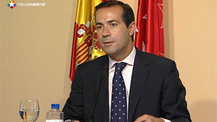 """La Comunidad de Madrid pide a Rajoy una """"decisión definitiva"""" sobre Eurovegas"""