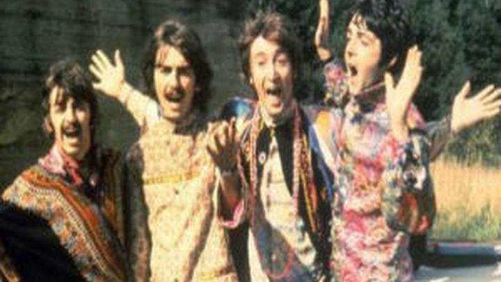 Londres celebra el 45 aniversario de la foto de los Beatles en Abbey Road