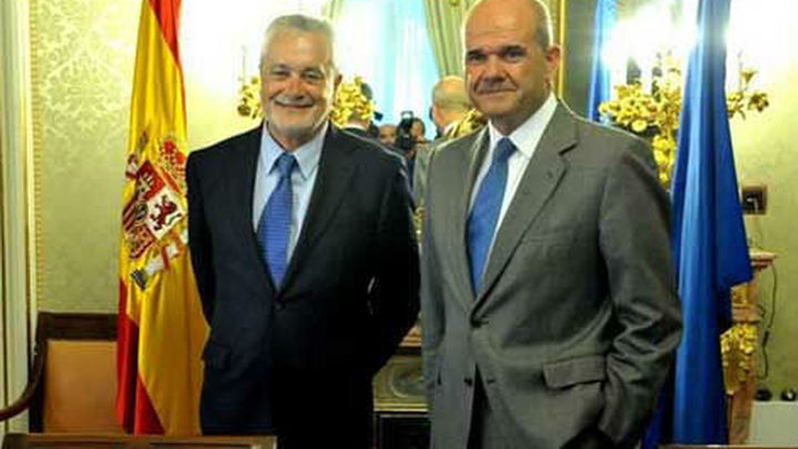 La Fiscalía recurre el auto de la juez Alaya sobre Griñán y Chaves