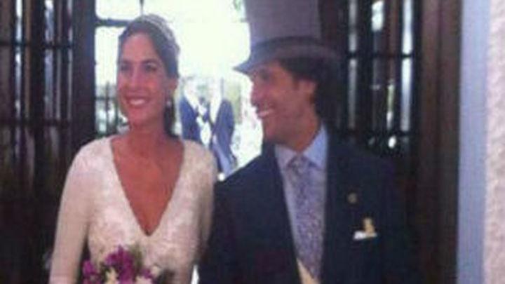 Elegancia y flamenco en la boda de Francisco Rivera y Lourdes Montes