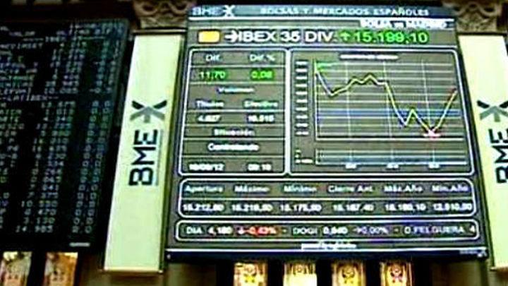 La Bolsa pierde un 1,49% y se queda en los 10.306 puntos