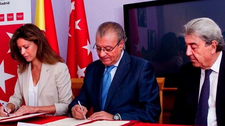 La Comunidad firma un convenio para atender a mujeres inmigrantes en riesgo de exclusión
