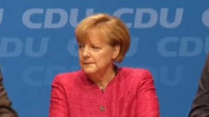 Luz verde del SPD a un nuevo gobierno con Merkel