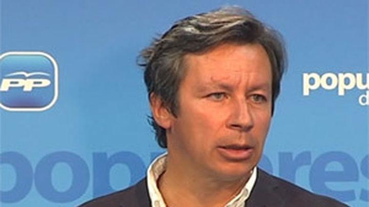 Floriano tacha en Onda Madrid a CIU de guiñol de ERC