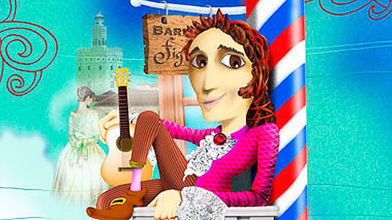 'El barbero de Sevilla para niños'