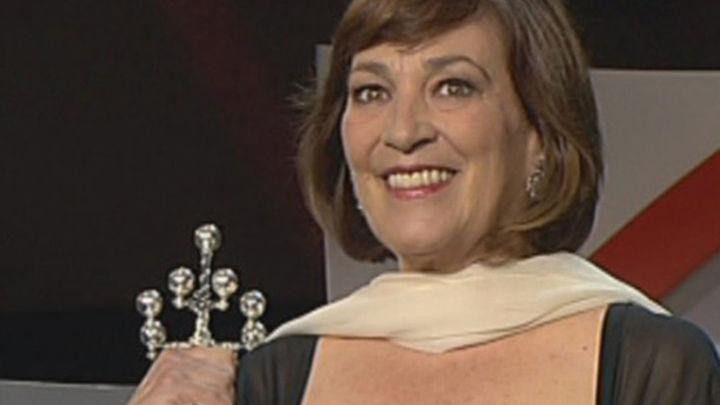 Carmen Maura espera abrir el camino del Premio Donostia a otras actrices españolas