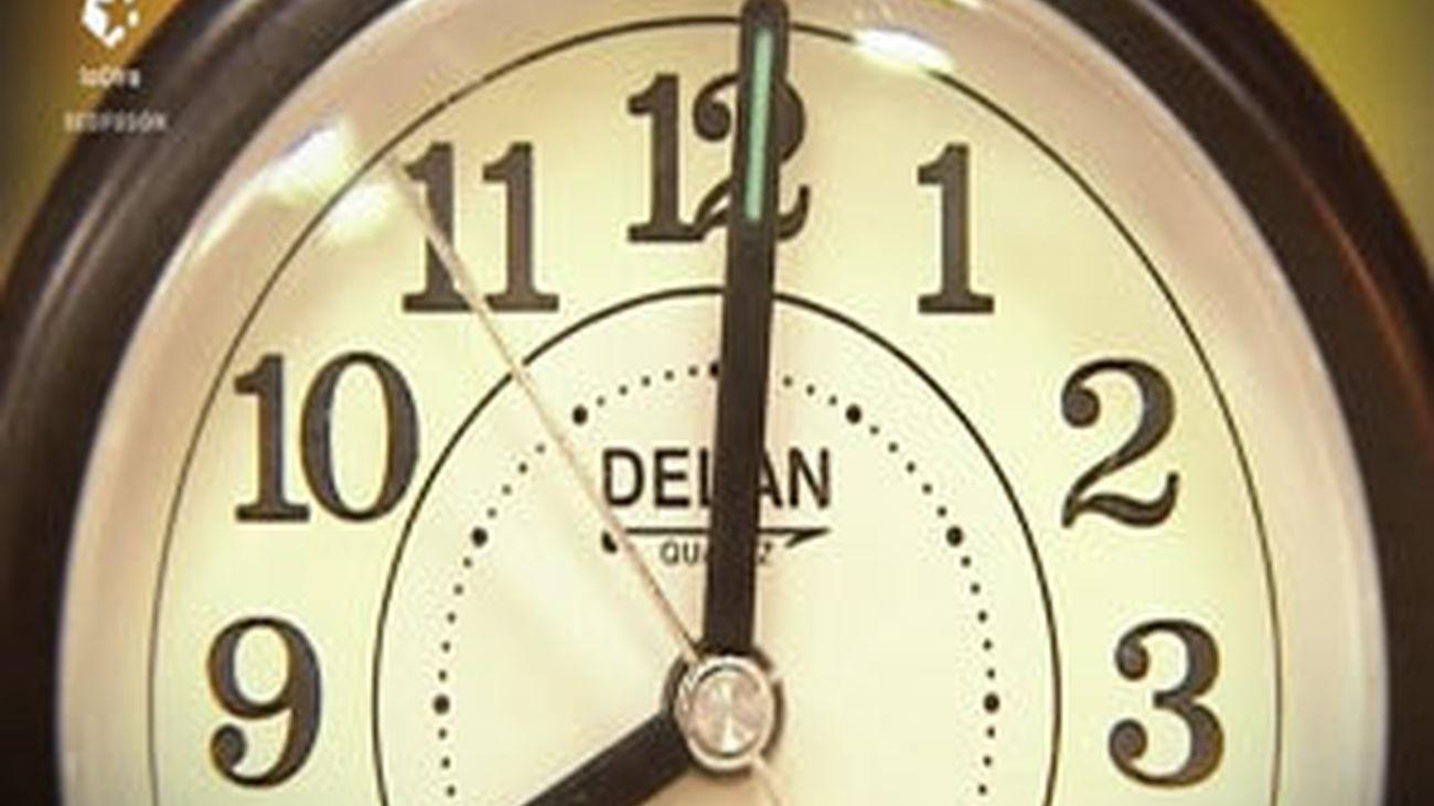 El Congreso aprueba el informe que plantea volver al horario británico