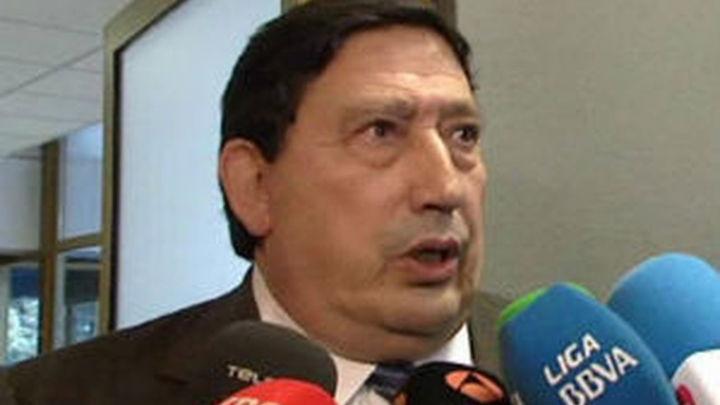 """Sánchez Arminio: """"Yo no hubiera pitado el penalti, no estuvo acertado"""""""