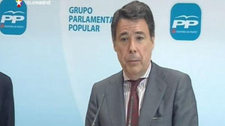 El PP propone medidas de ahorro y transparencia en la Asamblea