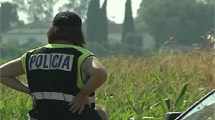 La Policía busca el cuerpo de Marta en la finca que señaló Carcaño