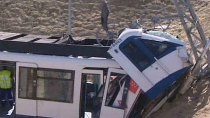 Archivado el caso del accidente de Metrosur, que conducía la niñera