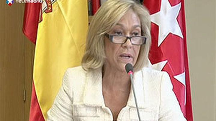 La Comunidad costeará contratos de hasta 1.800 euros al mes para parados sin prestación