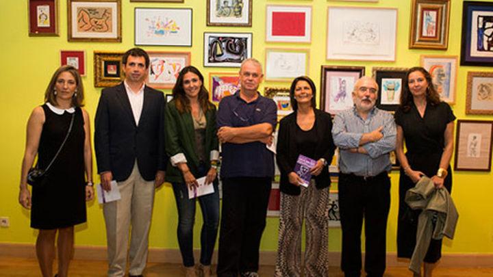 El Ayuntamiento de Pozuelo de Alarcón rinde homenaje a Carlos Berlanga