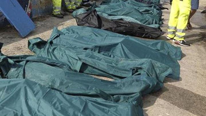 La búsqueda de cuerpos prosigue en Lampedusa, cuando ya se han recuperado 194
