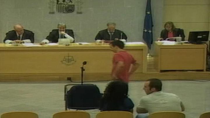"""""""Txeroki"""" guarda silencio en un juicio porque es un """"espectáculo mediático"""""""
