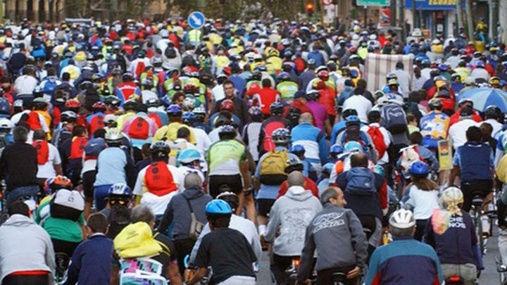 Madrid celebra su 35ª edición de la Fiesta de la Bicicleta