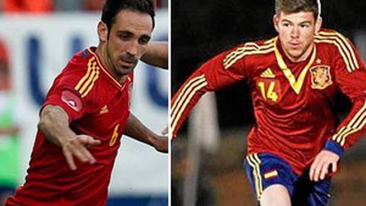 Alberto Moreno y Juanfran, novedades en la selección