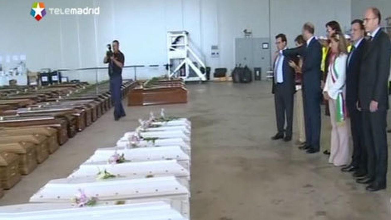 Los líderes europeos abordarán la tragedia de Lampedusa en la próxima cumbre de octubre