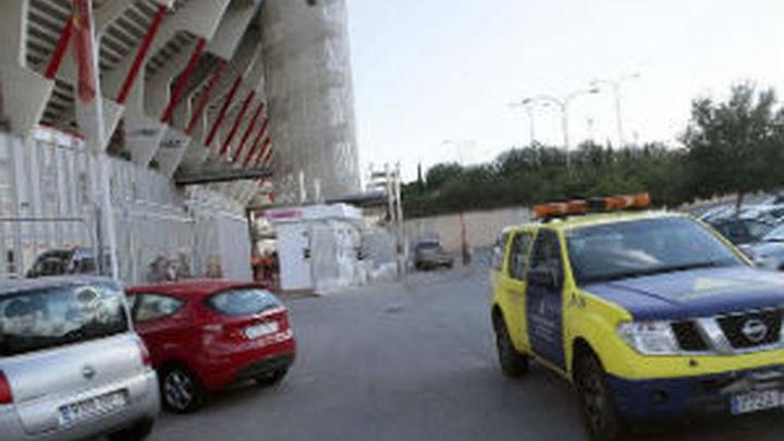 El España-Bielorrusia se jugará pese a la explosión en Son Moix