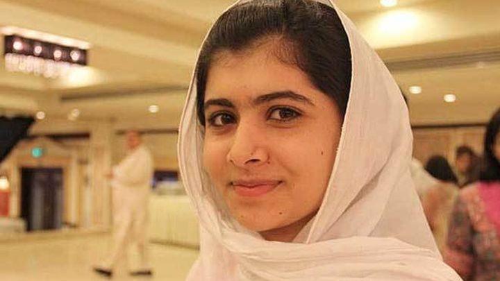 Malala Yousafzai, Premio Sájarov a la Libertad de Conciencia de la Eurocámara