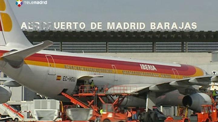 Madrid reclama la rebaja de tasas aeropuertarias en Barajas