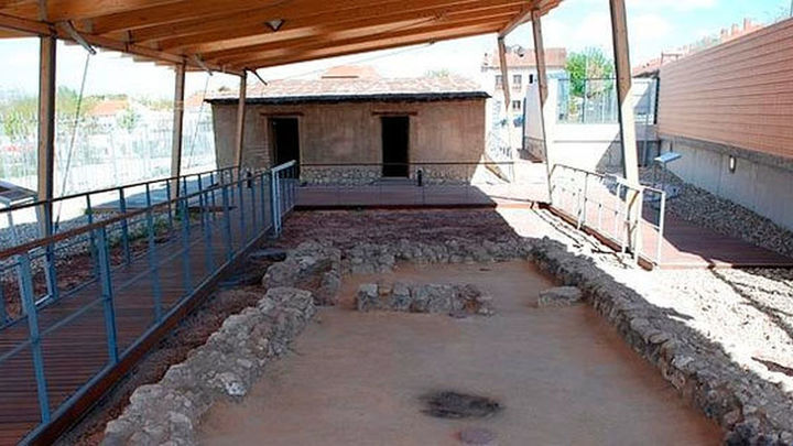 Los primeros madrileños vivieron en Rivas
