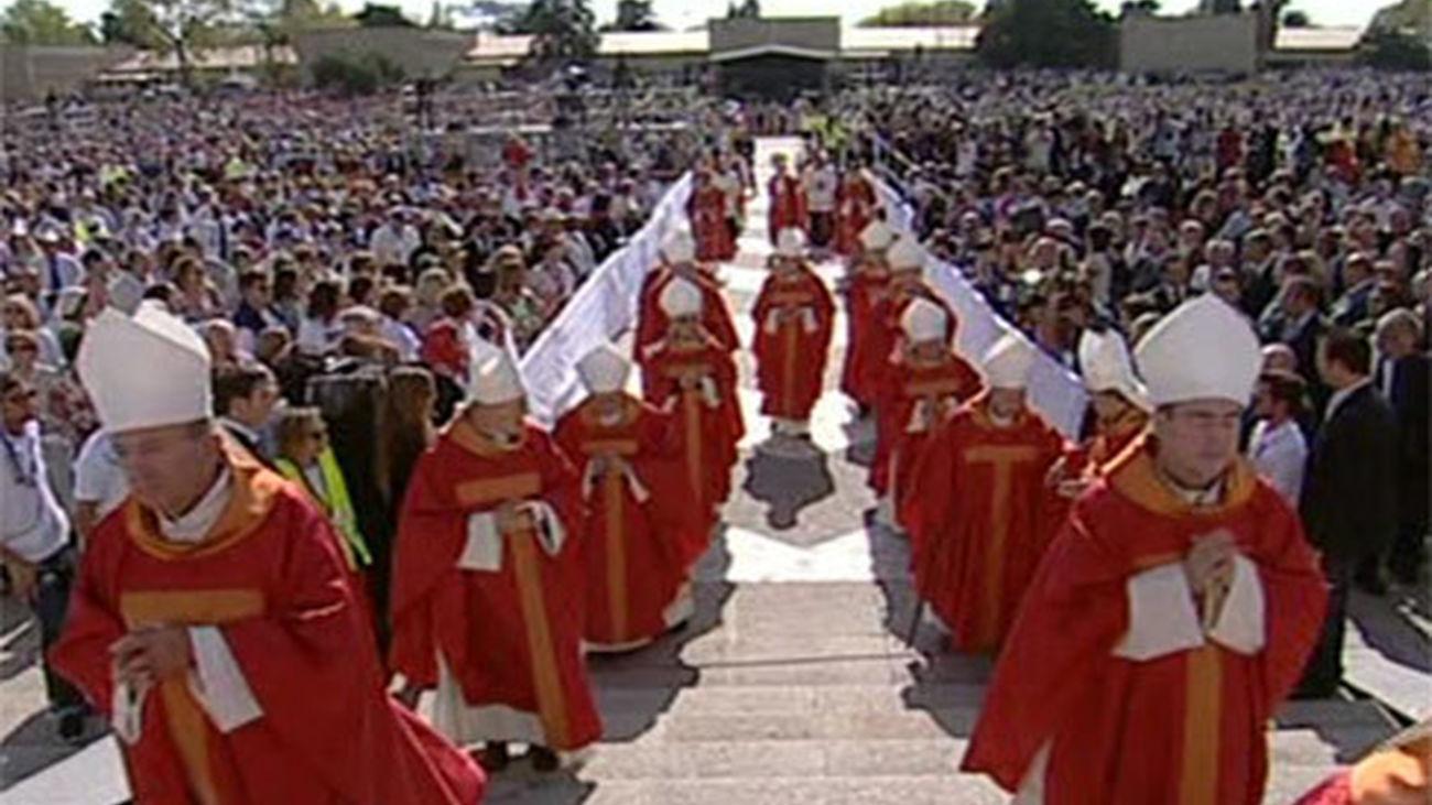 522 españoles asesinados en la Guerra Civil beatificados en Tarragona